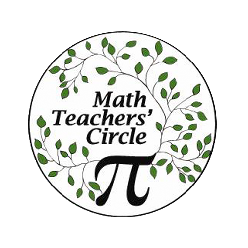 math teacher's circle logo